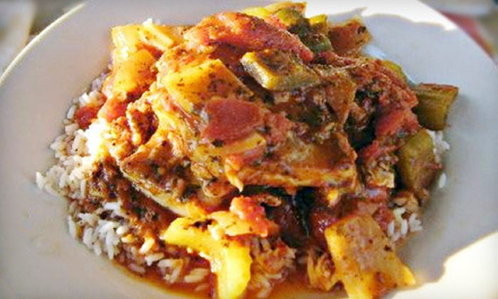 Ragin' Cajun - Belmar: Cajun Dinner Cuisine for Two or Four at Ragin' Cajun (Up to 51% Off)