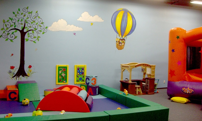 Kidz Korner - Indoor Playground - Encino Town Center: 5 Indoor Playground Visits at Kidz Korner - Indoor Playground (Up to 42% Off)