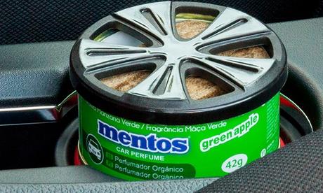 Perfumador orgánico para coche