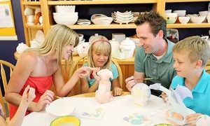 Color Me Mine- Markham: CC$18 for CC$30 Towards Pottery Painting for Two at Color Me Mine- Markham Studio
