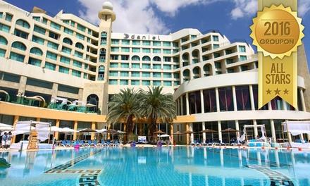 ספא שיזן במלון דניאל ים המלח: יום כיף זוגי הכולל כניסה למתקני הספא וארוחת צהריים רק ב 299 ₪ או יום כיף עם עיסוי ב 599 ₪