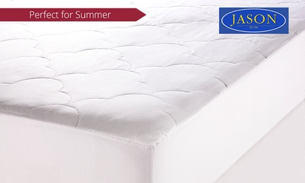 Jason Australian Cotton Mattress Protector, Single$29, Double$35, Queen $39 or King $45 Don't Pay Up To $89.95