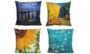 LiLiPi Vincent van Gogh Accent Pillows
