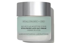 Crème jour acide hyaluronique+CBD