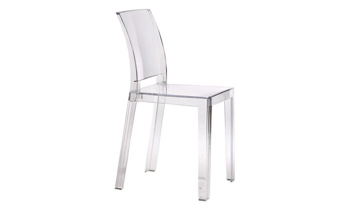 Set sgabelli o sedie alaska groupon goods
