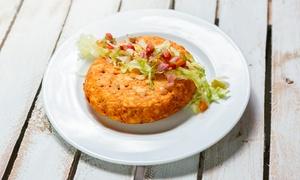 Mojo Picón: Dowolna hiszpańska tortilla z napojem za 21,99 zł i więcej opcji w lokalu Mojo Picón (do -39%)