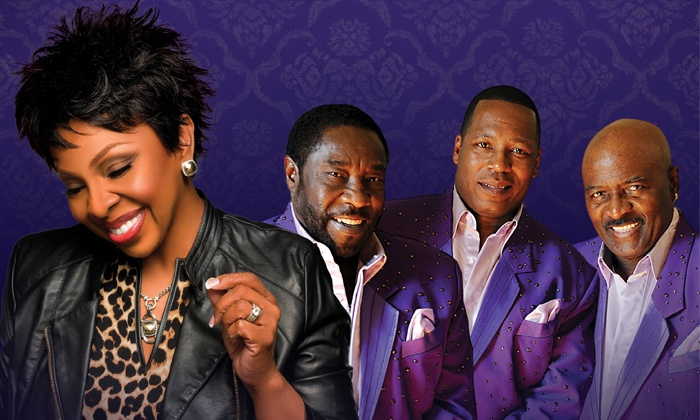 Gladys Knight and The O'Jays - Count Basie Theatre: Gladys Knight & The O'Jays at Count Basie Theatre on Thursday, August 20 (Up to 59% Off)