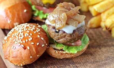 50% Off Burgers at Hank's Tavern & Eats
