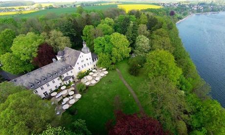 Möhnesee - 2-5 Nächte für Zwei inkl. Frühstück und Candle-Light-Dinner direkt am See im 4* Hotel Ha in Großraum NRW