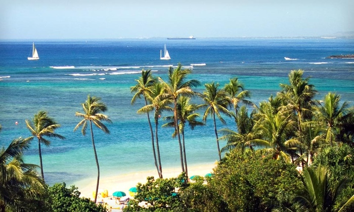 VIVE Hotel in Waikiki - Honolulu, HI: One-, Three-, or Five-Night Stay with Daily Breakfast at VIVE Hotel in Waikiki in Hawaii