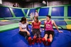 Up to 33% Off Attraction Passes at AirHeads Trampoline Arena
