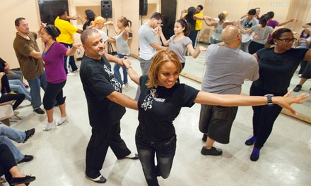 One, Two, or Three Months of Salsa and Bachata Classes at Mambo101 Dance Studio (Up to 70% Off)