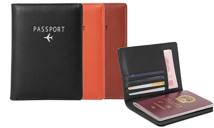 Portapassaporto anti-RFID