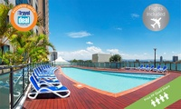 Surfers Paradise: From $349 Per Person Quad Share for a 5Nt Getaway with Flights and Brekky at 4* Watermark Hotel & Spa