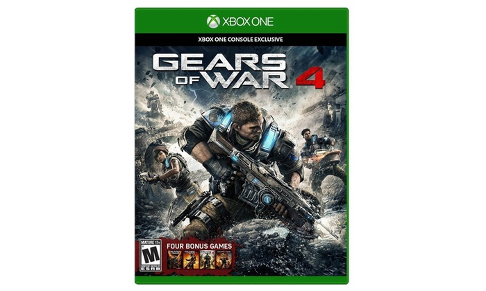 Gears of War 4 for Xbox One: Gears of War 4 for Xbox One