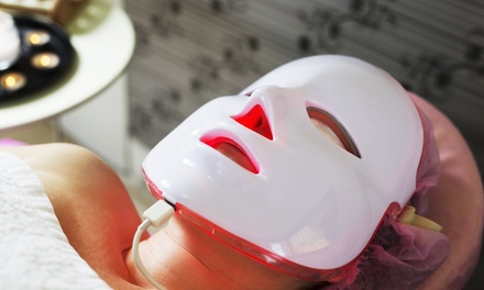 Led Laser Red Light Facial Mask Laser Lipo Groupon