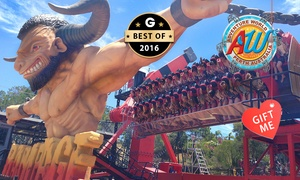 Adventure World: Adventure World: $45 for an All-Day Pass with Unlimited Rides, Bibra Lake (Up to $59.50 Value)