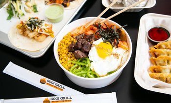 Up to 29% Off Korean BBQ at Gogi Grill