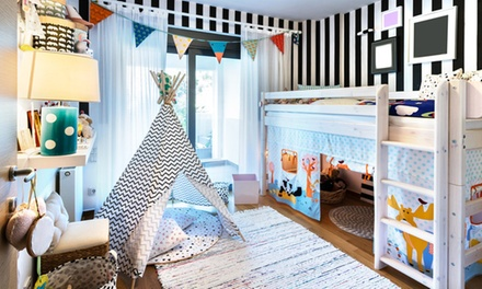 Online Interior Design Course for Kids' Rooms from International Open Academy (82% Off)