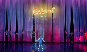 "Theater Le Public: 1 ticket voor de musical ""Cabaret"" in het theater Le Public"