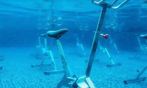 Aqua Spinning Session