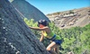 Rock About - Southwest Travis: Basic Climbing Skills Outdoor Rock-Climbing Course for One or Two from Rock-About (Up to 53% Off)