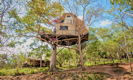Stay in a Canopy Suite at TreeCasa Resort in San Juan del Sur, Nicaragua