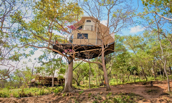 Lodgings Near Rainforest in Nicaragua