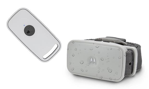 Motorola Ultrasonic Dog Bark Training Collar