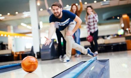 1 of 2 uur bowlen inclusief hapjes bij St. Frans Bowling in Wijchen tot 8 personen