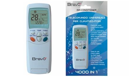 Telecomando universale per condizionatori Bravo