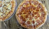 Up to 41% Off Food and Drink at Stoner's Pizza Joint