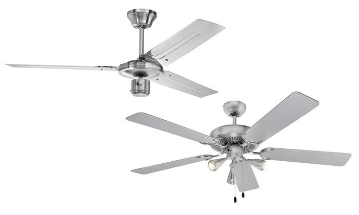 Ventilateur de plafond AEG, 2 modèles au choix, dès 59.90€ (jusqu'à 65%)