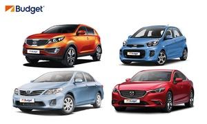 באדג'ט השכרת רכב: רכב לכל מטרה שרק תרצו: שוכרים רכב אוטומטי החל מ-89 ₪ ליום! מסניפי באדג'ט ברחבי הארץ