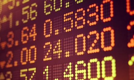 6 Hours of Private Skype Tutoring in Financial Trading from Trading Academy (98% Off)