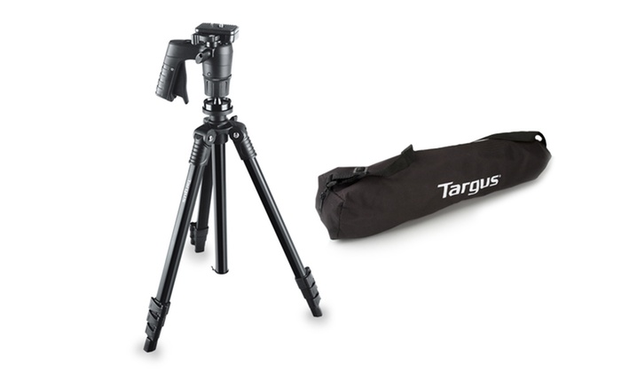 Targus 51 In. Monopod or 57 In. Black Label 360° Trigger Tripod: Targus 51 In. Monopod or Black Label 360° Trigger Tripod for DSLR Cameras & Camcorders from $12.99–$39.99. Free Returns.