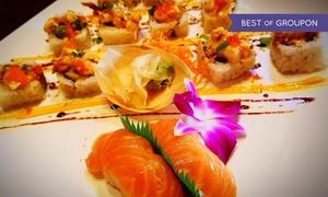 Felicità Sushi Restaurant: Felicità Sushi Restaurant:Menu giapponese alla carta con sushi & vino o dolce per 2 persone, in centro a Varese