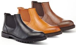Franco Vanucci Samuele Men's Casual Chelsea Boots