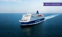 Amsterdam: 2-Night Return Mini Cruise for Two or Four with DFDS