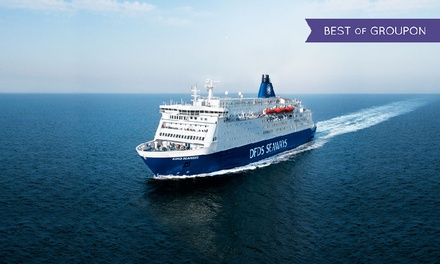 Amsterdam: 2-Night Return Mini Cruise from Newcastle for Two or Four People with DFDS (Easter Saturday available)