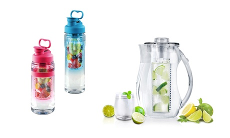 Fruit-Infused Water Bottle