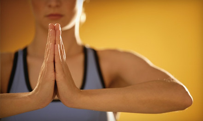 Beyond Hot Yoga - Laguna Niguel: 20 or 30 Classes at Beyond Hot Yoga (Up to 88% Off)