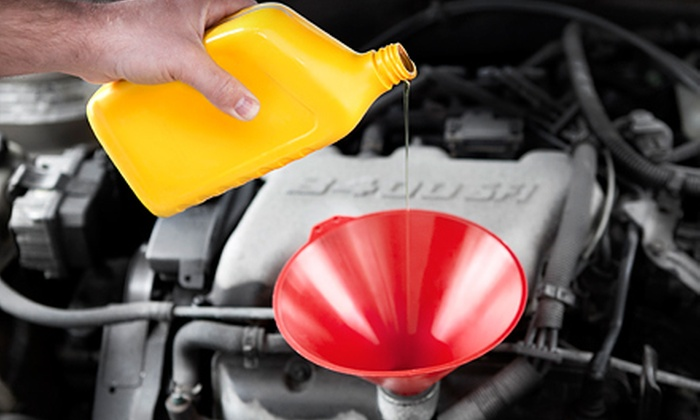 Stack's Auto Service & Tires - Multiple Locations: One or Three Oil Changes with Inspection at Stack's Auto Service & Tires (Up to 55% Off)