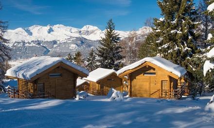 Alpes Suisses : 1 à 3 nuits avec petit déjeuner et accès spa en option à lHôtel Marco Polo Lodge & SPA pour 2 personnes