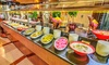 5* Lunch Buffet with Soft Drinks