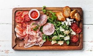 La Grande Passerella: Apéritifs & grande assiette antipasti pour 2 ou 4 personnes dès 24,90 € chez La Grand Passerella