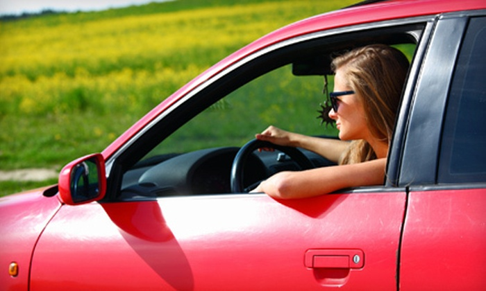 Groovy Automotive - Multiple Locations: $59 for an AC Vacuum and Recharge and One Pound of Freon at Groovy Automotive ($139 Value)