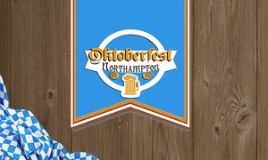 Oktoberfest Northampton: Octoberfest Northampton, Standing or Seated Ticket, 27 - 28 October 2017 (Up to 27% Off)