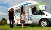 Unbeatable Hire - Unbeatable Hire: Various UK Locations: Campervan Hire for Up to Six Adults and One Child with Unbeatable Hire