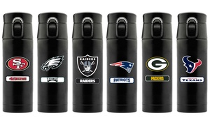 Duck House NFL 16-Oz. Double-Wall Stainless Steel Thermos